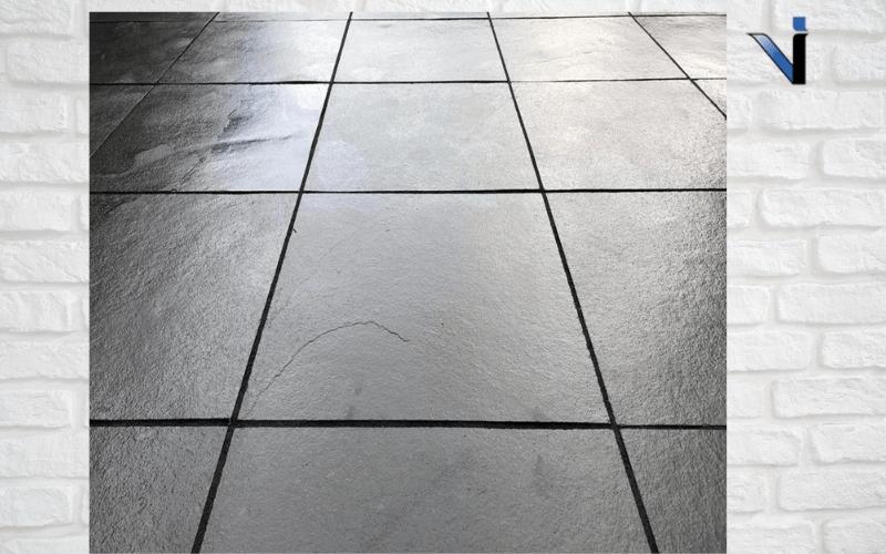 Lime black limestone