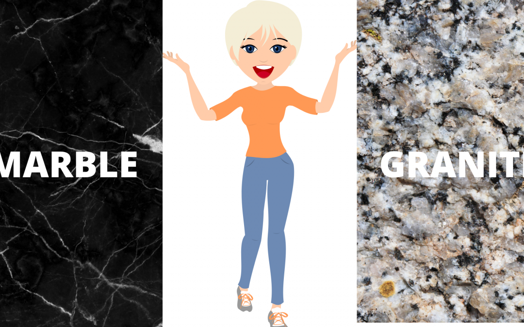 Marble vs. Granite: Which is best for your Countertop?