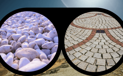 Décor Your Spaces With Pebbles And Cobblestone