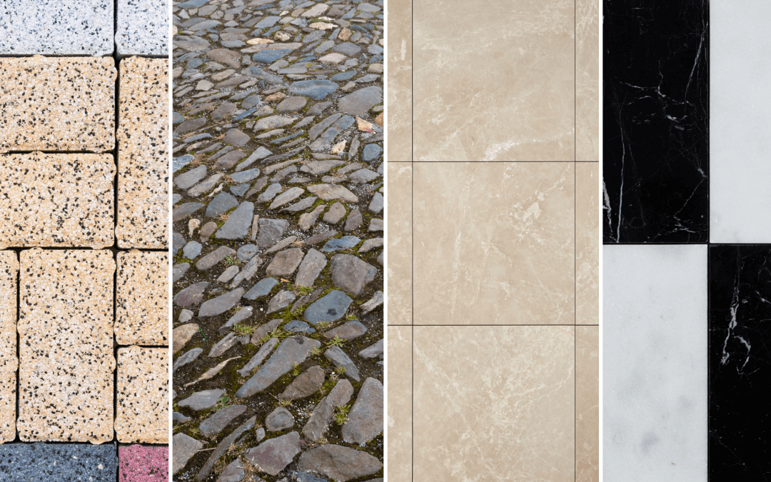 The Different Types of Stone Flooring